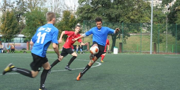Piłka nożna chłopców – Licealiada