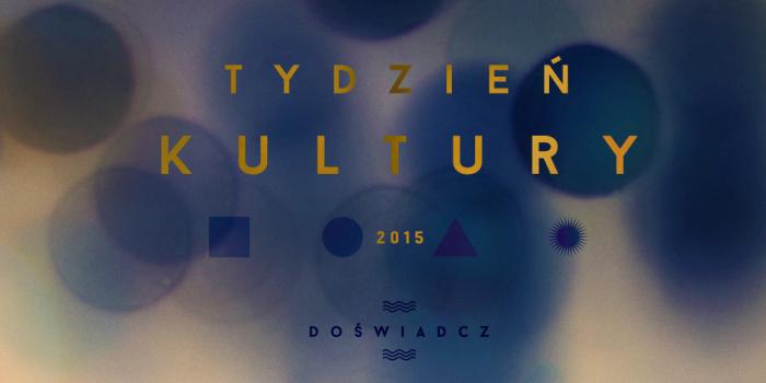 Tydzień Kultury: 30.10–06.11.2015