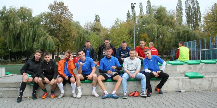 Nasi piłkarze w finale!