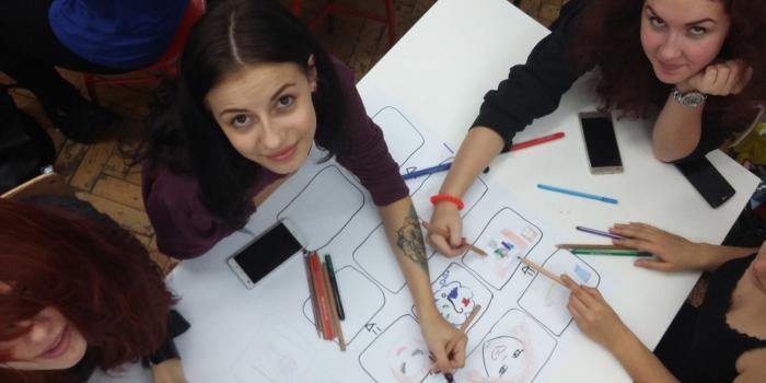 Kreatywna praca zespołowa – warsztaty SWPS