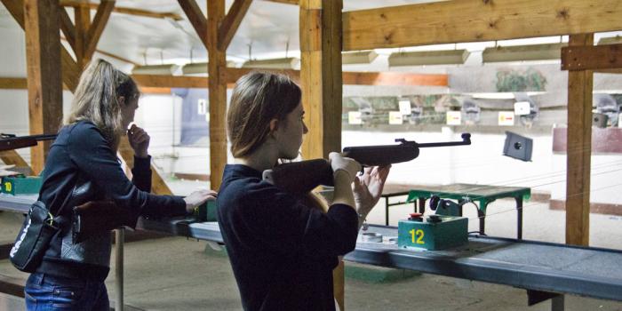 Kolejne zawody sekcji strzeleckiej