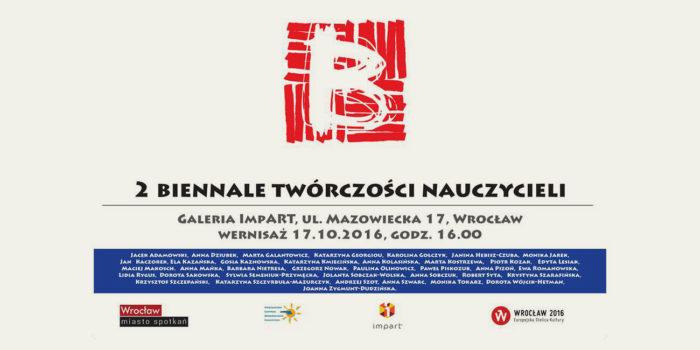2. Biennale Twórczości Nauczycieli