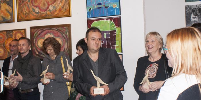 Pan Andrzej Szot na Biennale Nauczycieli
