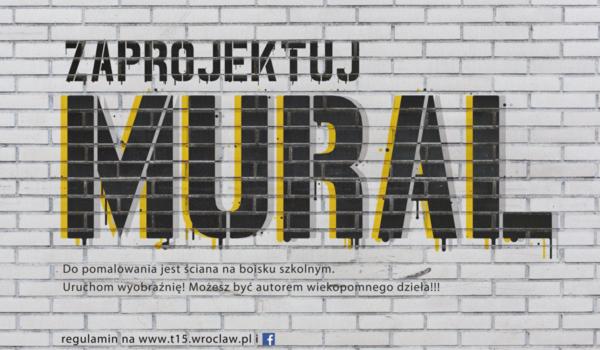 Rusza kolejny nabór projektów na mural