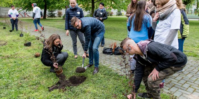 Pomagamy dotlenić Wrocław