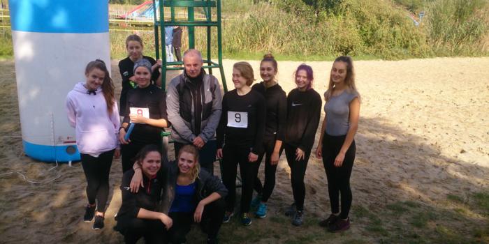 Mistrzostwa Wrocławia w sztafetowych biegach przełajowych 2017