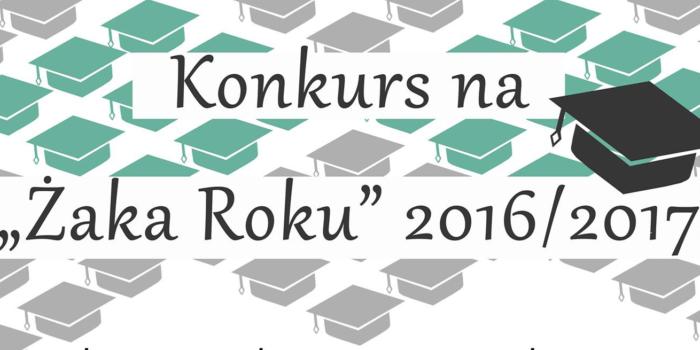 Rozdanie nagród Żak Roku 2016/2017