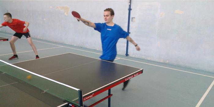 Mistrzostwa Wrocławia w tenisie stołowym