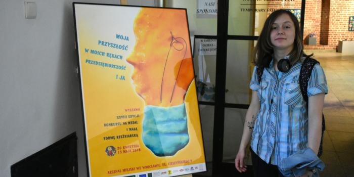 Adrianna Wróbel laureatką XXVII Konkursu sztuki medalierskiej