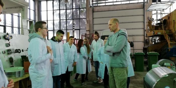 Wizyta 3TA w Instytucie Inżynierii Rolniczej