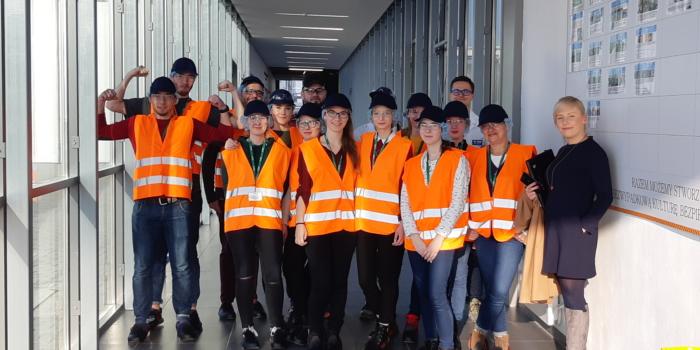 Z wizytą w firmie BASF