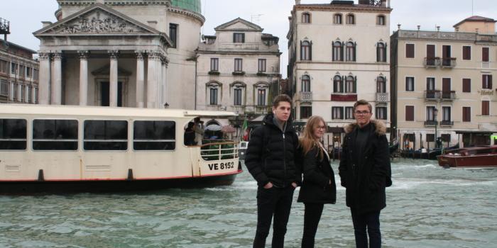 Pozdrowienia z Wenecji