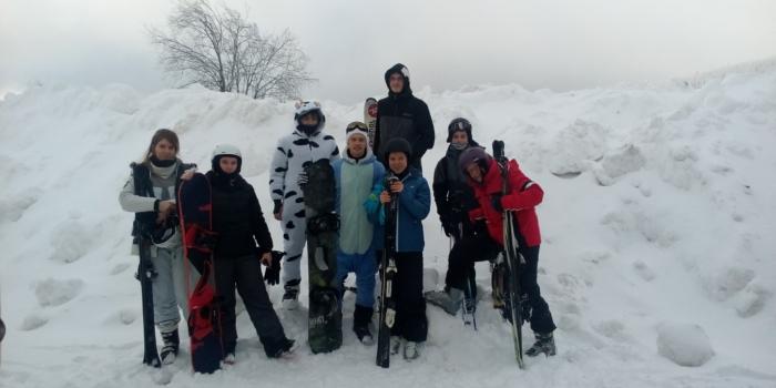 Szkolenie narciarskie w Zieleńcu