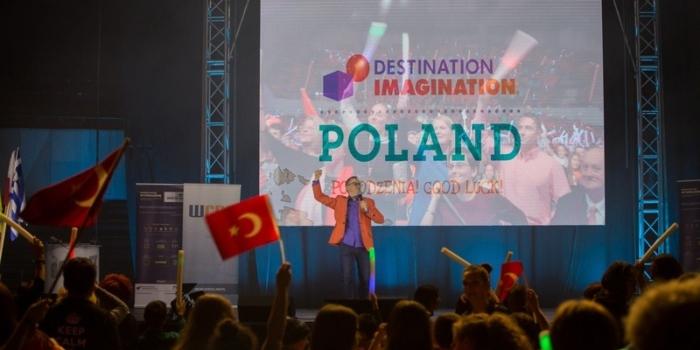Nasi wolontariusze na Olimpiadzie Kreatywności