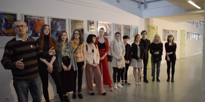 Piąta opowieść – wystawa naszych młodych artystów