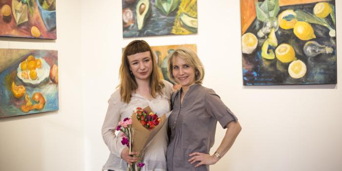 Relacja z wystawy Zuzanny Kłapkowskiej