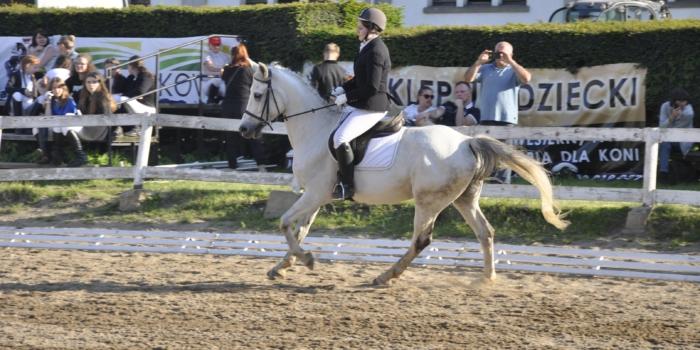 Jeździeckie sukcesy Wiktorii Rzeszowskiej