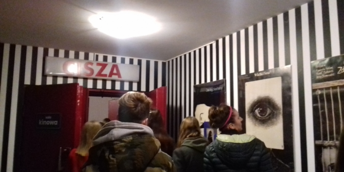 Wizyta w dawnej Wytwórni Filmów Fabularnych