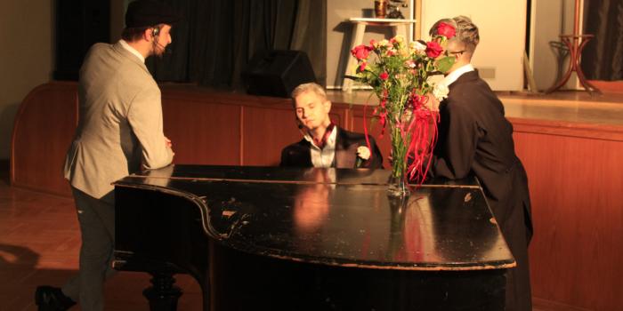 Kabaret Starszych Panów w Dzień Kobiet