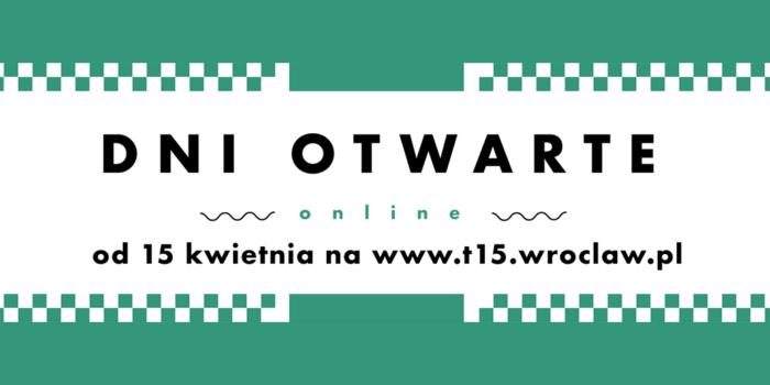 Dni Otwarte online!