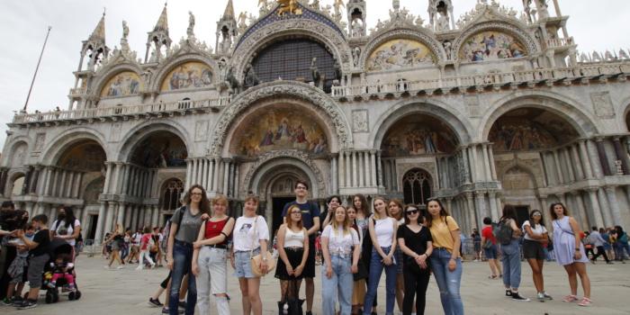 Zakończenie miesięcznego pobytu w Bolonii w ramach projektu POWER Erasmus+
