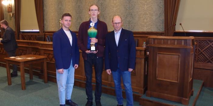 Puchar Prezydenta Wrocławia dla Technikum nr 15