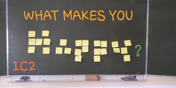 Tydzień Szczęścia w Szkole na lekcjach angielskiego